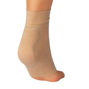 1 пара мягких ботинок, эластичные силиконовые гелевые повязки, нейлоновые рукава, защита для ног, для катания на коньках, верховой езды, дыша...