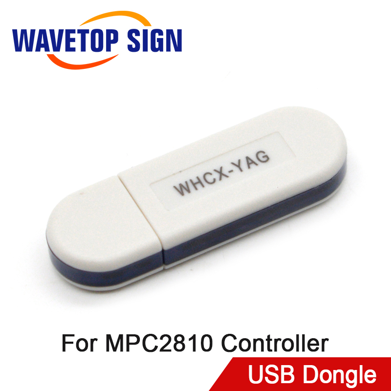 WaveTopSign USB Dongle for Leetro MPC2810/YAG Laser Controller