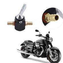 Мотокросс Мотоцикл грязи велосипед модифицированный запорный топливный клапан спускной кран для масла кран бак переключатель бензиновый переключатель прямой масляный переключатель
