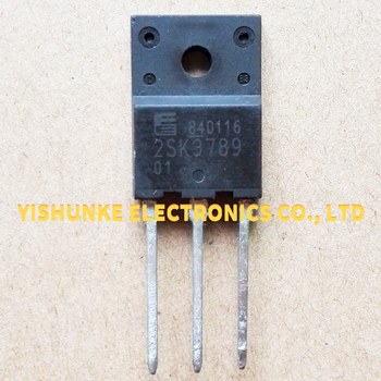 10PCS 2SK3789 K3789 TO-3PF TRANSISTOR MOSFET 92A 150V