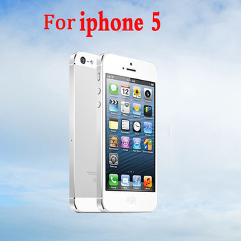 Factory unlocked Original iphone 5 5G Mobile phone with Free iCloud,iphone 5 Cellphone+IOS Good Tested Black White
