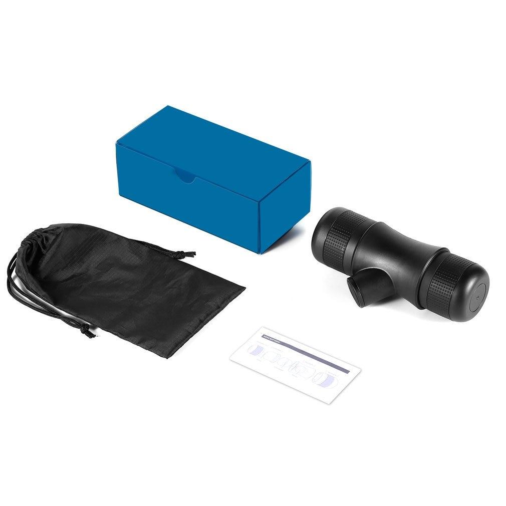Черная пластиковая прочная портативная мини ручная Эспрессо-машина, 100 мл, ручная кофеварка для дома, офиса, путешествий, на открытом воздух...