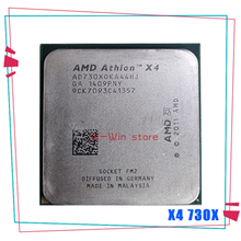 AMD Athlon X4 730x4 730x2,8 GHz Quad-Core CPU procesador AD730XOKA44HJ Socket FM2