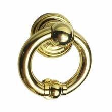 1 шт золотой или бронзовый Твердый латунный замок для двери