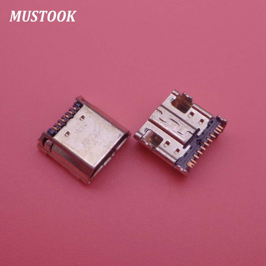 10PCS Micro USB Charger Port Dock Jack Socket Connector For Samsung Galaxy Tab P5200 GT-P5200 SM-T210 T210 T310 T217 SM-T217