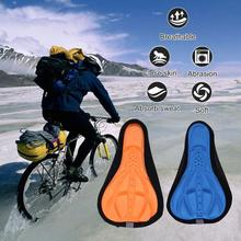 Bicycle seat Cover Mountain Dead Fly Color 3D Cushion Cycling Equipment Accessories