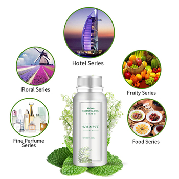 Hotel Series Scent Diffuser Machine Fragrance Air Ionizer Suitable For SPA Club Mall Gym Etc,Liquid Shipping Is Available - discount item  25% OFF Household Appliances