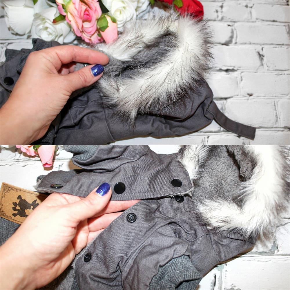 Высококачественная одежда для домашних животных, одежда для собак, хлопковая зимняя утепленная куртка, пальто, костюмы, толстовки, одежда для маленьких щенков, одежда для кошек, Новинка-3