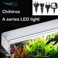 Chihiros стиль ada Светодиодная лампа для роста растений серия мини нано короткое водяное растение для аквариума рыбный бак металлический кронштейн рассвет закат