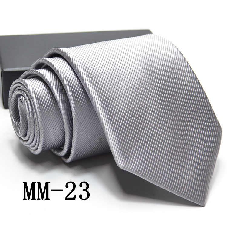 27 Style Neck Tie Men Skinny necktie wedding ties Polyester Black Dot fashion Mens Business Bowtie Shirt Accessories
