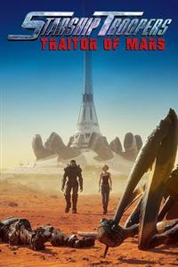 星河战队:火星叛国者[高清]