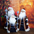 New Year Christmas Santa Claus Doll Christmas Child Gift Toy Table Christmas Decoration For Home Children Gift Toy Xmas