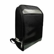 Anytek p9 impressão digital saco de bloqueio de viagem de negócios caminhadas mochila portátil anti-roubo com usb cellhone porto de carregamento 40 impressões digitais
