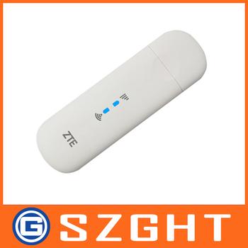 Odblokowany ZTE MF79 150M LTE USB wielki mur Wingle LTE 4G USB Modem WiFi klucz samochodowy wifi ZTE MF79U PK Huawei E8372h-153 E8372h-608 tanie i dobre opinie 150 mbps Zewnętrzny wireless 802 11n