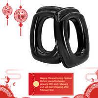 Coussinets d'oreille en Gel pour Howard Leight Impact Sport casque antibruit de tir électronique casque de protection auditive de chasse tactique