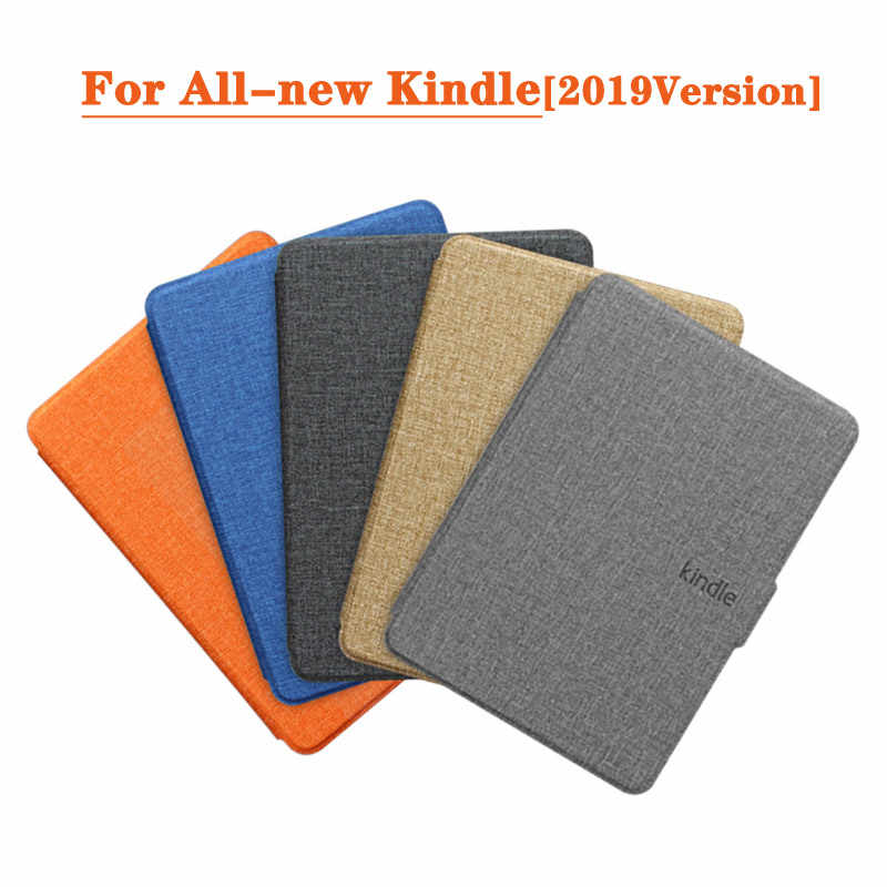 Magnetische Smart Cover Case Voor Amazon All-New Kindle 2019 Versie Uitgebracht Case funda Voor Kindle 2019 10th Generatie case