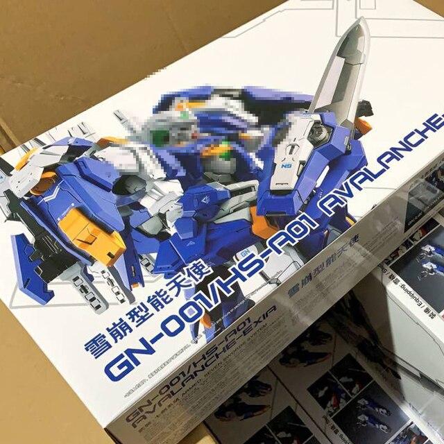 дабан модель mb 1/100 мг daban gundam модель 1:100 стиль 8808 фотография
