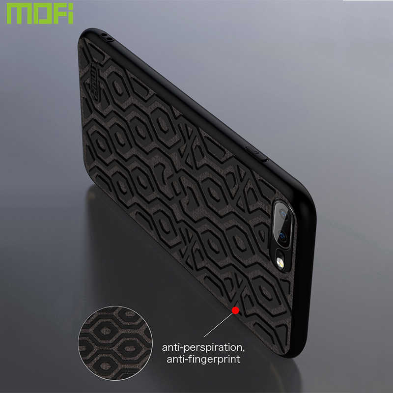 Para iphone 8 plus caso mofi para iphone 7 plus capa de volta antiderrapante evitar queda antiderrapante para iphone11pro max caso