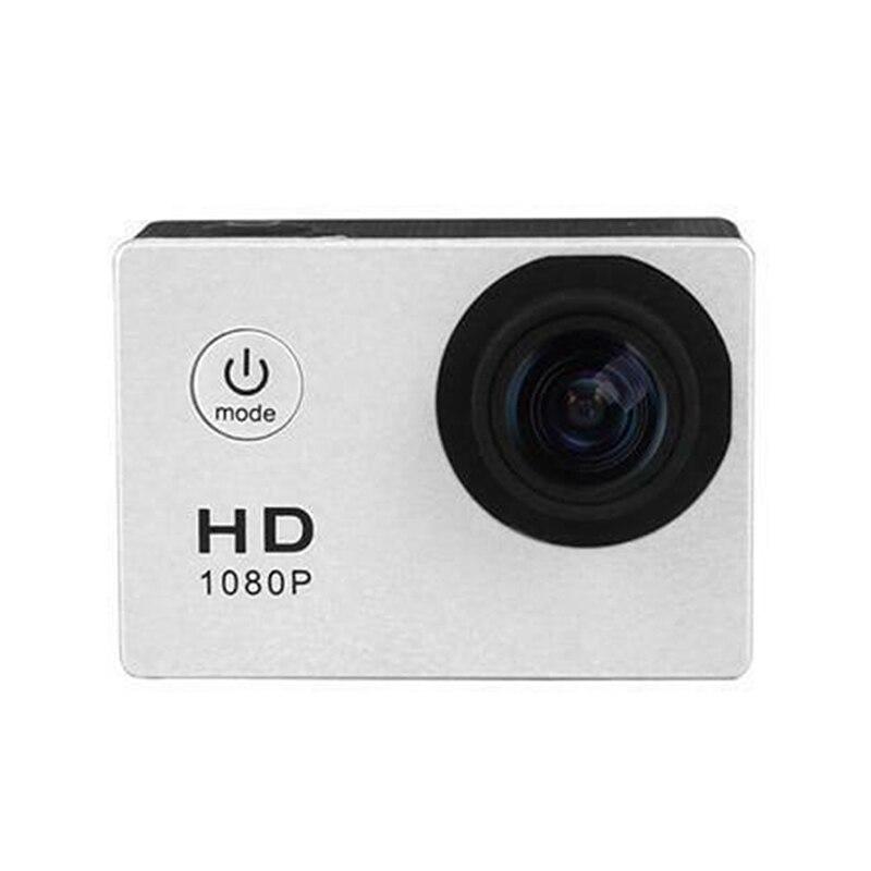 Экшн камера водонепроницаемая Спортивная камера Широкоугольный объектив DV видеокамера перезаряжаемая ND998|Компактные видеокамеры|   | АлиЭкспресс