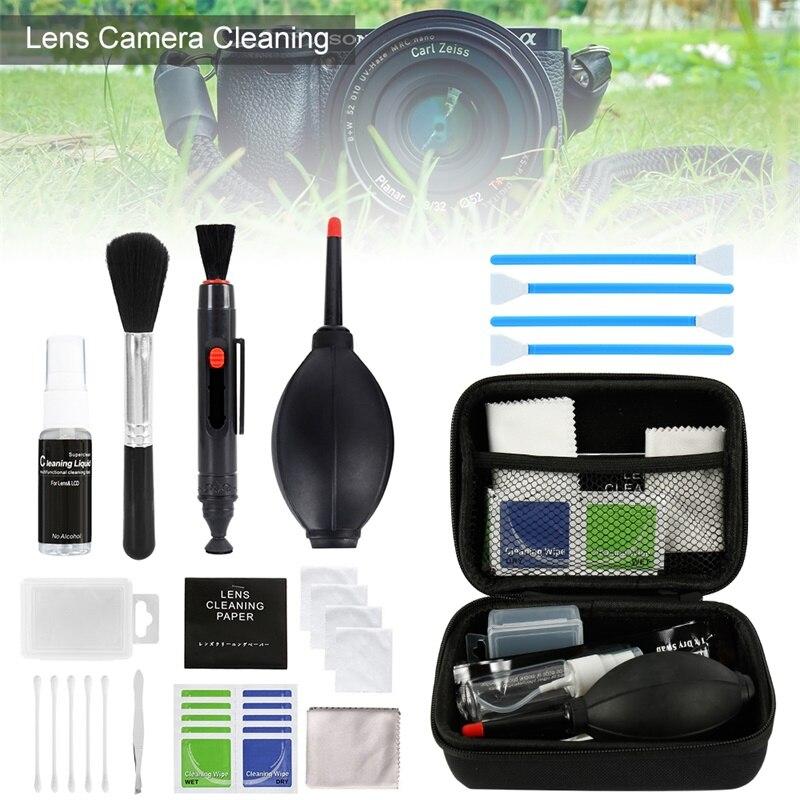 Cleaning-Kit Cleaner-Sensor Dslr-Lens Digital-Camera Nikon Canon for DKL-20 Sony Fujifilm