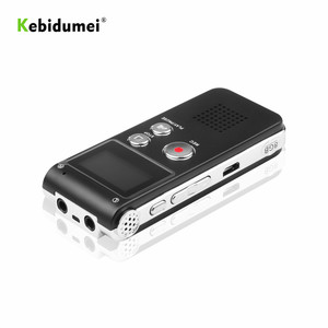 Image 2 - kebidumei 8 GB Voice Recorder USB Dictaphone Digital Audio Voice Recorder for Business with MP3 Player Built in Microphone