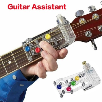 Assistant Helper Acoustic Accessories Tool Teaching Aid Chord Buddy Guitar Learning System For Beginner