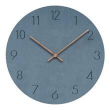 Horloge murale nordique en bois, à Quartz, silencieuse, moderne, décoration pour la maison, cadeau, FZ997