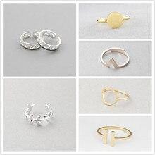 redondo para geométrica anéis