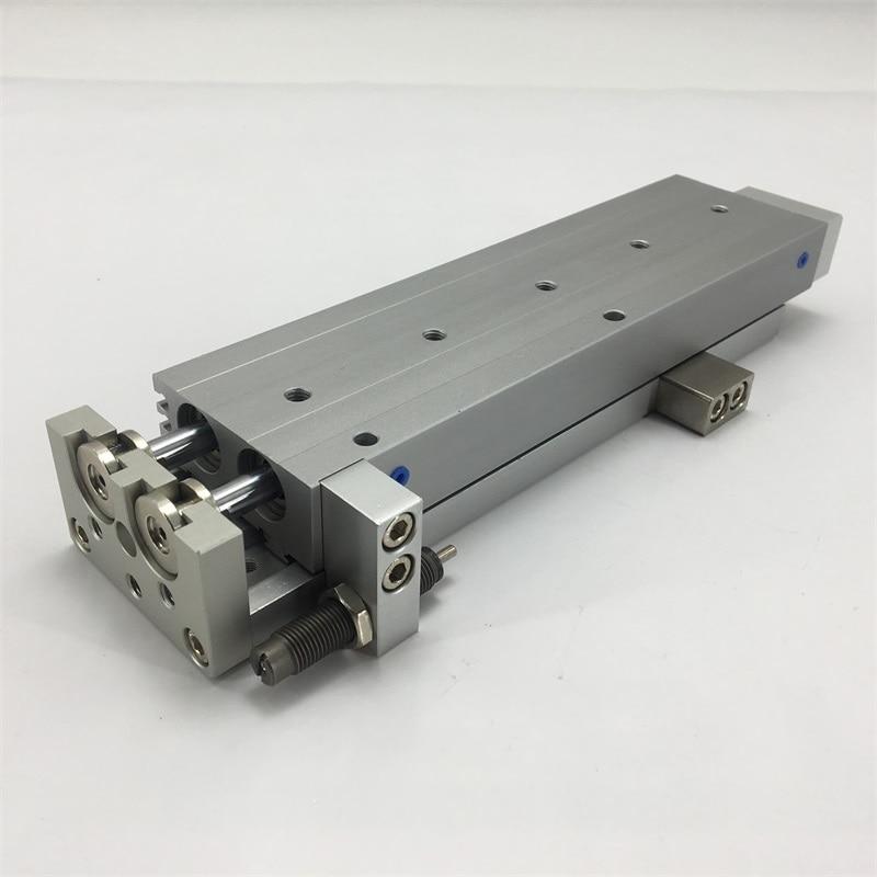 Купить с кэшбэком HLQ8X75SA Sliding table Cylinder HLQ series