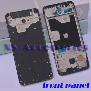 Image 5 - 新オリジナルバッテリーカバーバックドア中間フレームのための OPPO リノ Z