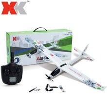 Wl игрушки rc самолет xk a800 4ch 780 мм 3d6g Системы планер