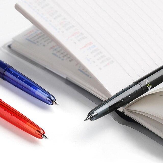 Japan Pilot FRIXION Pen slim Erasable Gel Pen Ball Point 0.38 mm Japan LFBS-18UF 20 Color Available 4