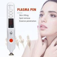Spot Eraser Skin Care Point Pen Mole Removal Dark Spot Remover Pen Skin Wart Tattoo Removal Tool Laser Plasma Pen Beauty Care