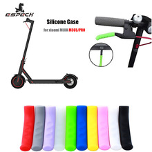 Brake-Handle-Cover Silicone-Sleeve Electric-Scooter Universal Brakes Anti-Slip M365/PRO