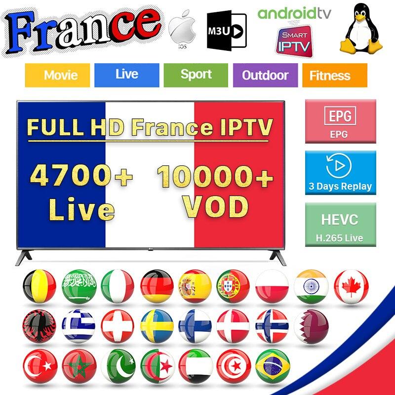 IPTV France Arabic Germany Belgium Spain Portugal Italy Android M3U IPTV French Turkey Poland Norway Canada Greece Dutch IPTV