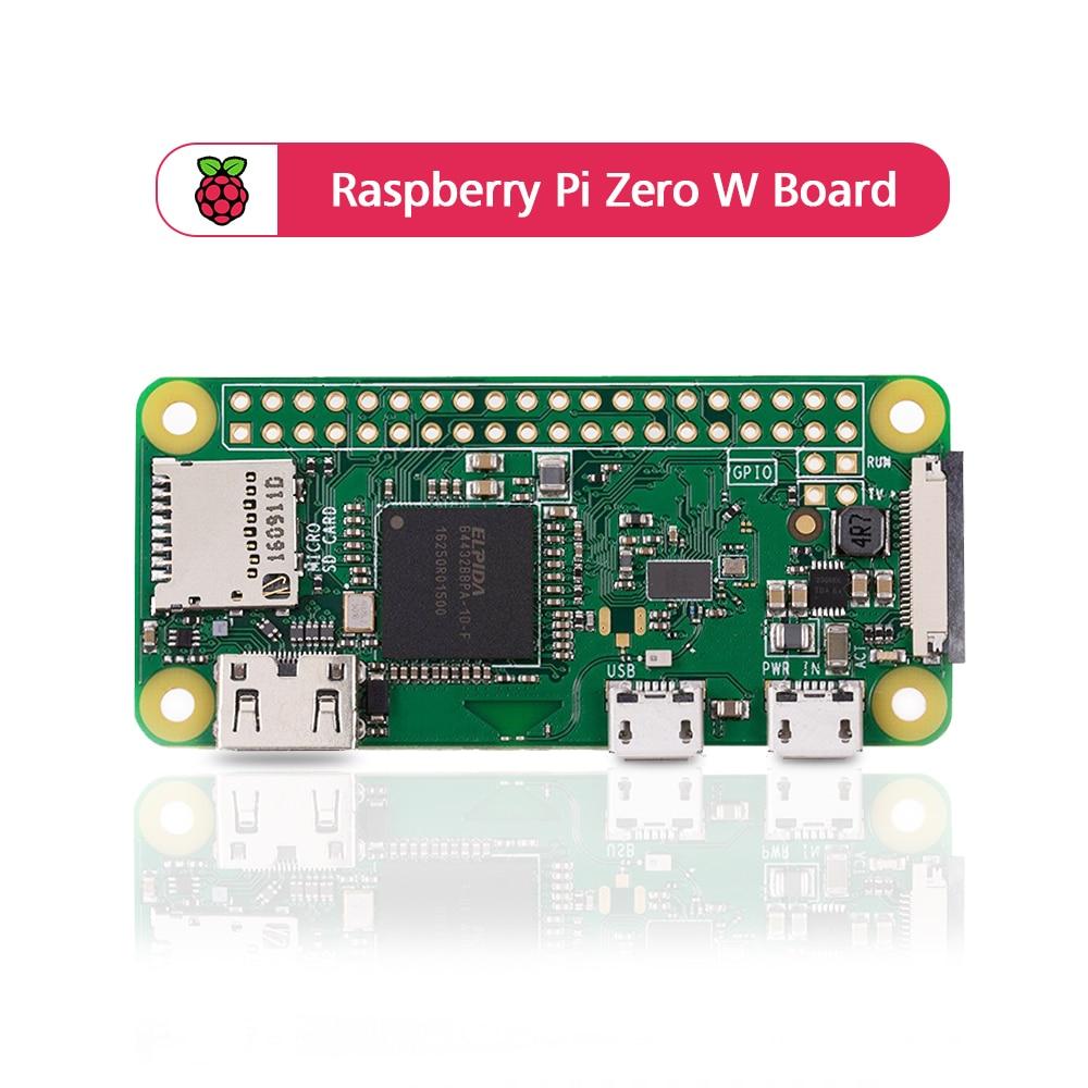 raspberry pi zero w Board 1GHz CP Built in WI FI & Bluetooth|Demo Board|   - AliExpress