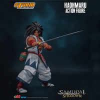 1/12 Scale Storm Toys SNSS01 Samurai Shodown Haohmaru Body Mini 6 Action Figure Doll For Collection