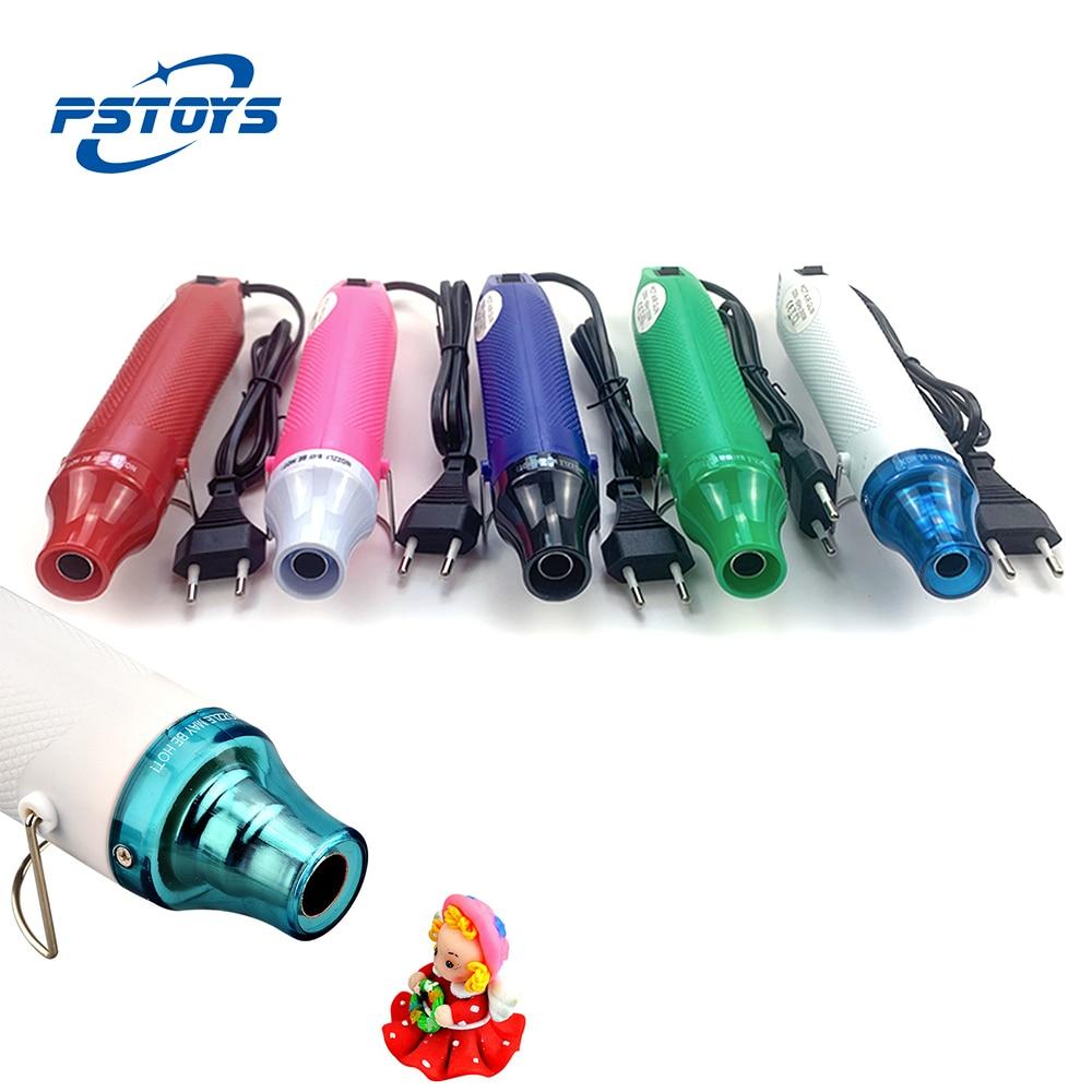 1pc 110V/220V Electric Soft Ceramic Hot Air Gun/Heat Gun With Supporting Seat DIY Tool Heat Gun