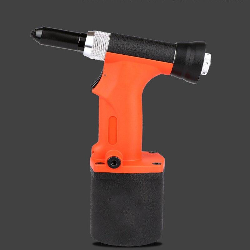 Пневматический заклепочный пистолет автоматический светильник самозаправляющийся промышленный гидравлический алюминиевый гвоздь