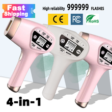 999999 Flashes IPL Laser Epilator for Women Home Use Devices Hair Removal Painless Electric Epilator Bikini Dropshipping