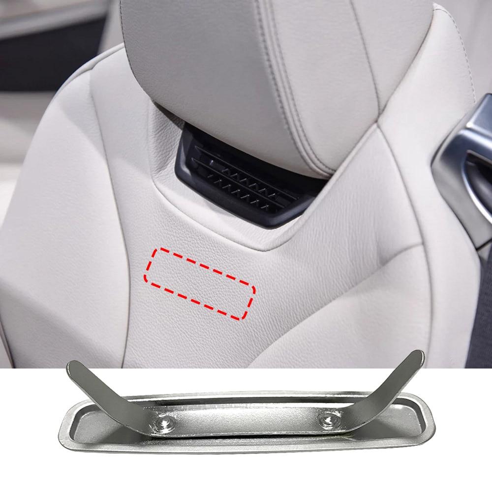 1-100 Pcs For BMW Badge Seat Decor Sticker Insignia Nameplate Cover For E83 E84 E85 E93 F01 F02 F06 F07 F12 F15 F21 F22 F25 F26