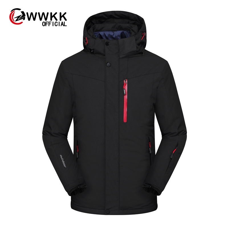 WWKK 2020 NEW Men's Outdoor Hiking Jacket Men Spring Sports Rain Coat Climbing Trekking Windbreaker Fishing Waterproof Jackets