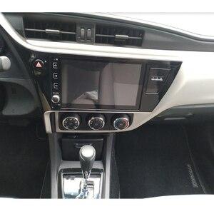 "Image 3 - 9 ""Android10 Radio Đa Phương Tiện Cho Xe Toyota Corolla/Tacoma/Auris/Fortuner 2017 2019 GPS SPDIF Carplay DSP SPDIF 5GWiFi"