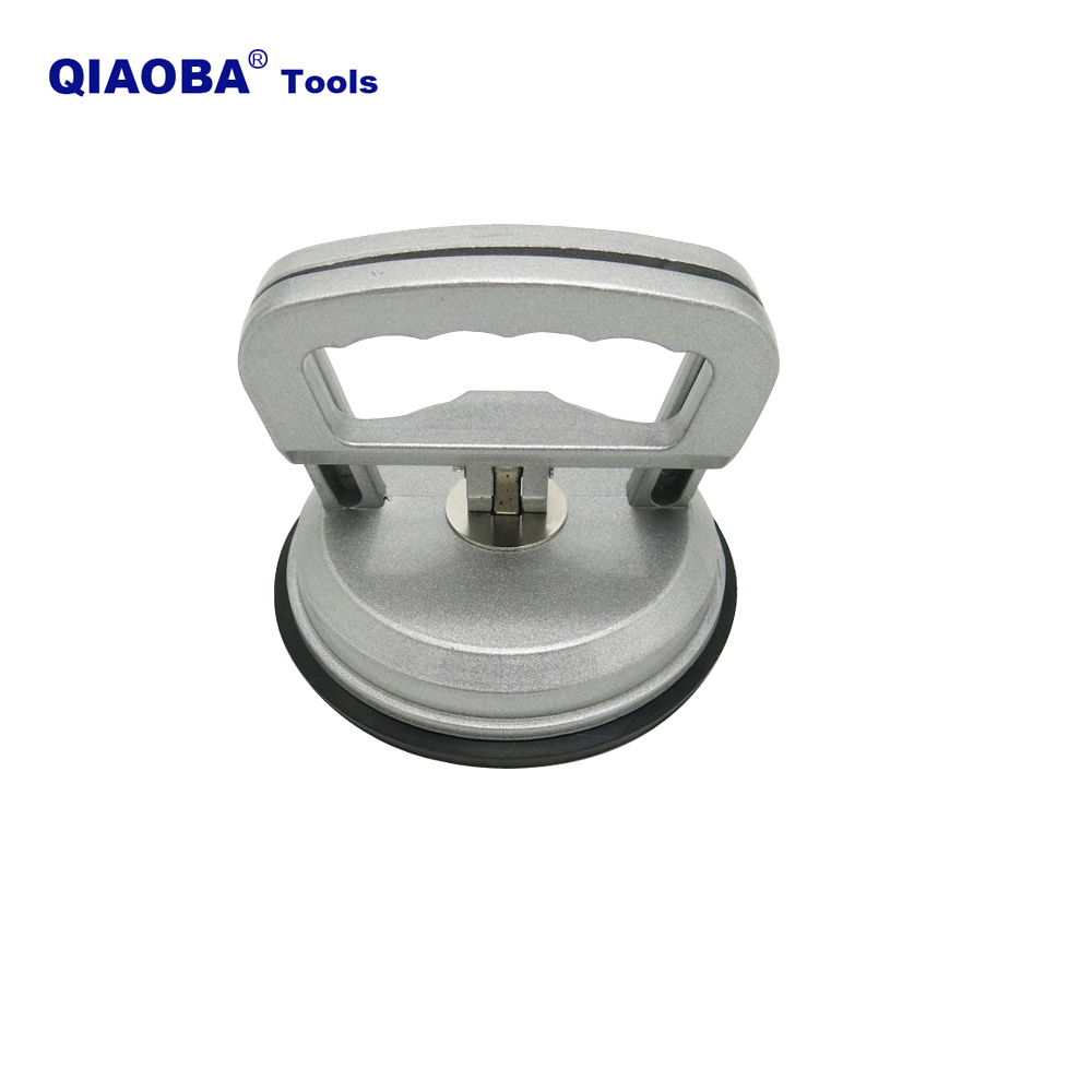 Single Claw Aluminium Alloy Vacuum Sucker For Tile And Glass Vacuum Sucker Pads Vacuum Rubber Glass Sucker