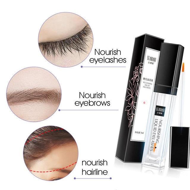 eyelash growth serum liquid eyelash lifting kit eye lash treatment eyebrow growth serum eyebrow enhancer lash lift 3