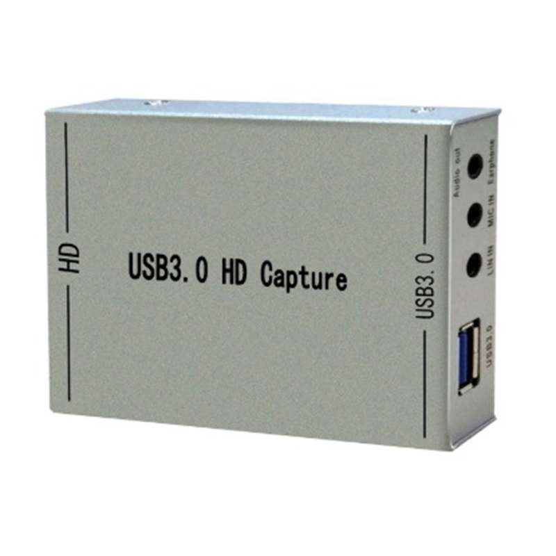 HDMI USB3.0 Video Capture HDMI To USB Video Capture Card Game Streaming Live Stream Broadcast