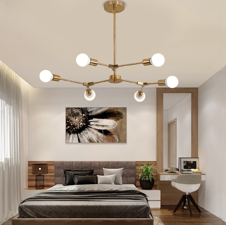 Nordic Luminaria Pendente Lustre Pendente Rope Home Decoration E27 Light Fixture  Pendant Lights