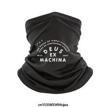 Deus Ex Machina The Landie T-scarf Mens Unisex Tee scarf Clothing Top New
