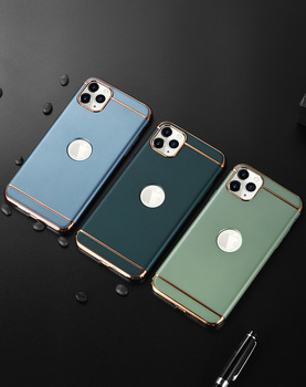 Phone Cases Mobile Phone Accessories 360 TPU Luxury Shockproof Silicone for Iphone 11 Pro X XR XS MAX 6 6s 7 8 Plus Case Covers image