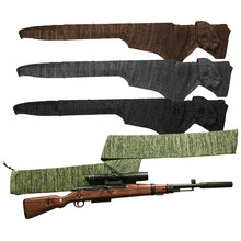 Funda protectora de poliéster para Rifle, a prueba de humedad, funda para Rifle